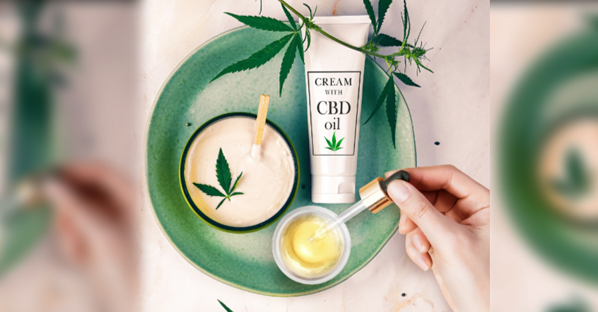 CBD cream and CBD oil